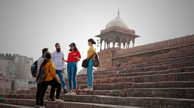 New York Times Journeys - The Essence of Delhi