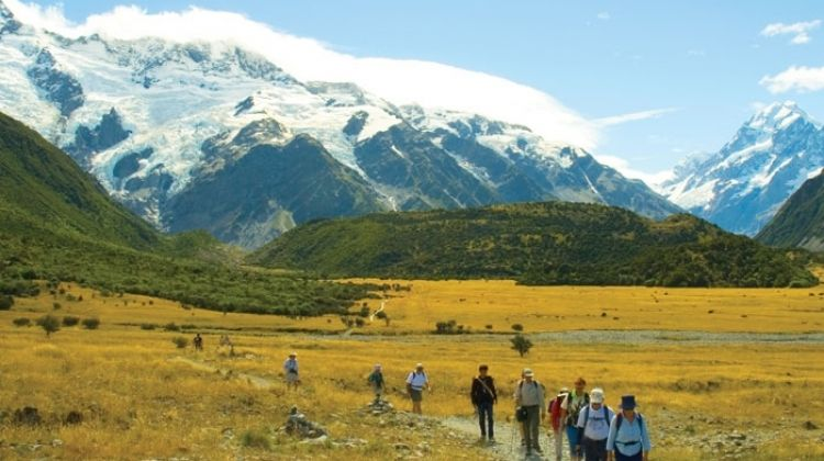 New Zealand Adventure Southbound (ex Auckland)