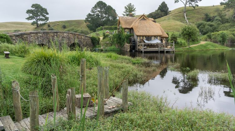 New Zealand Lord of the Rings Tour