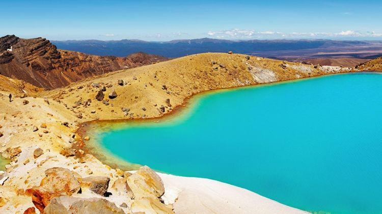 New Zealand North Island Highlights