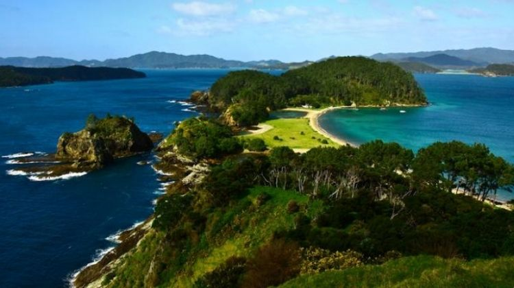New Zealand—The Bay of Islands