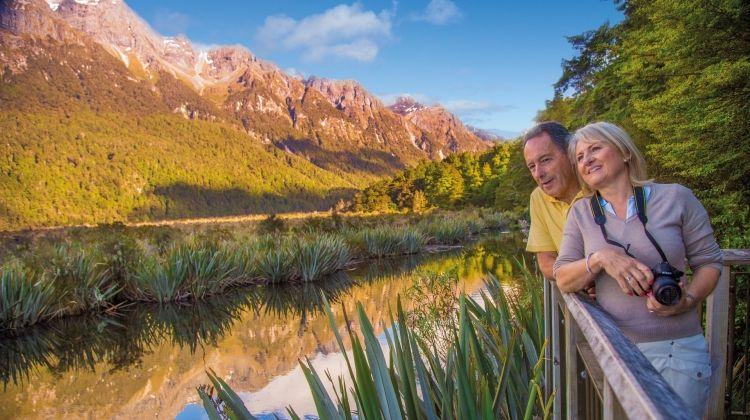 New Zealand Vista