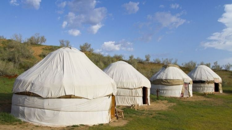 Nomads & Mountains of Central Asia & Mongolia