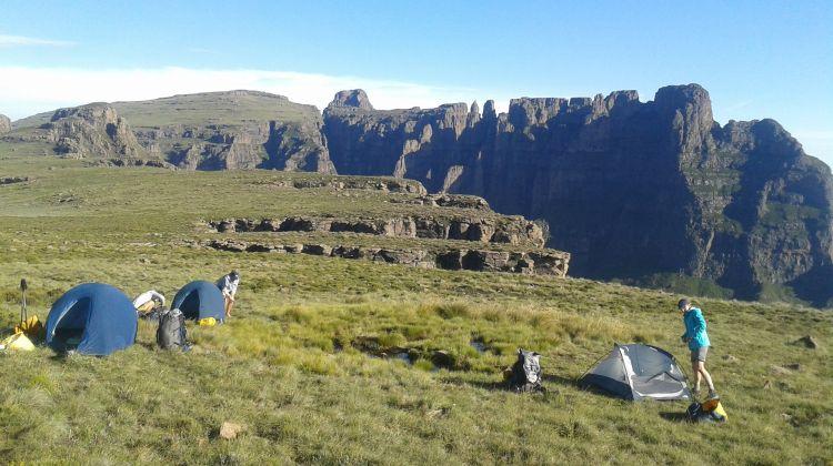 Northern Drakensberg Traverse