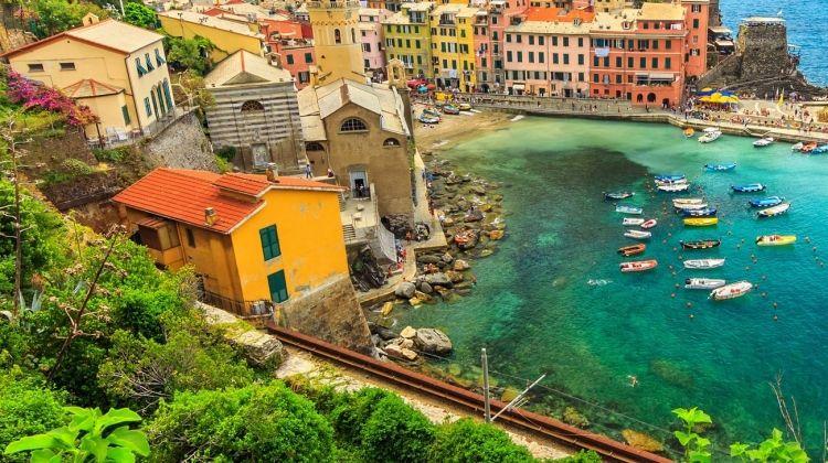 Northern Italy Including Cinque Terre