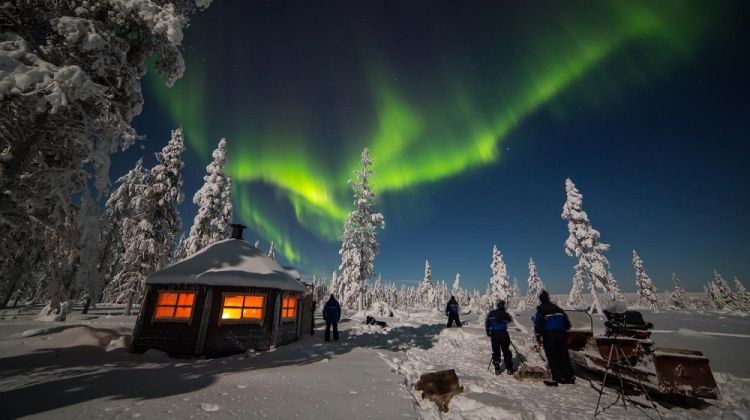 Northern Lights Photography Tour In Rovaniemi