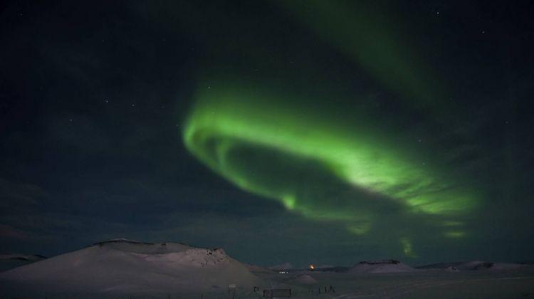 Northern Lights Special - Lake Mývatn & Akureyri