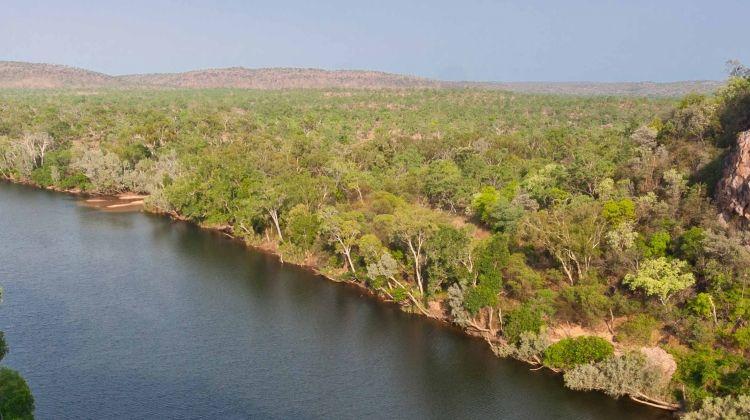 Northern Territory Encompassed Northbound