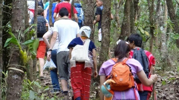 Northern Thailand Hike & Homestays