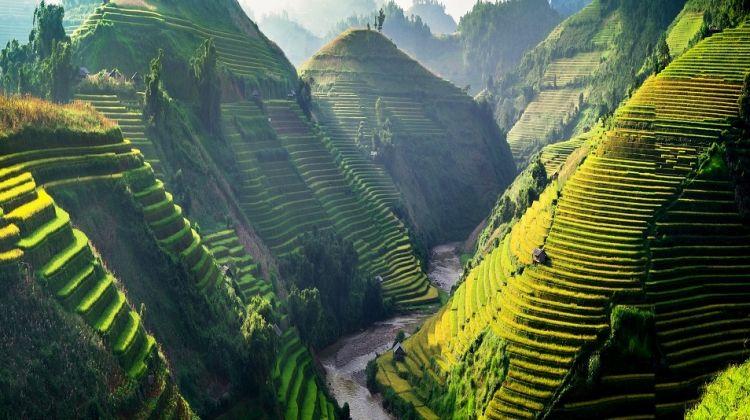 Northwestern Vietnam