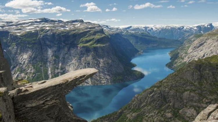 Norwegian Fjord Trekking