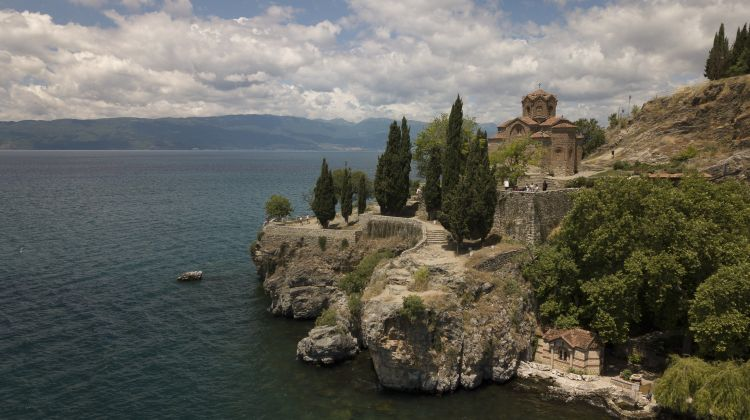 Ohrid City and Lake tour from Skopje