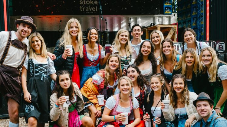 Oktoberfest Glamping & Party Experience