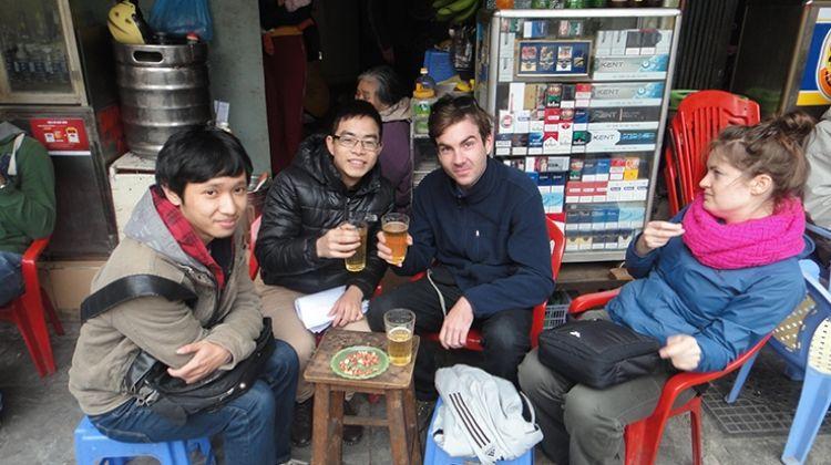 Old Quarter Street Food Walking tour from Hanoi