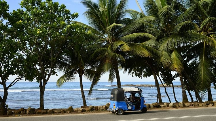 On Foot in Sri Lanka