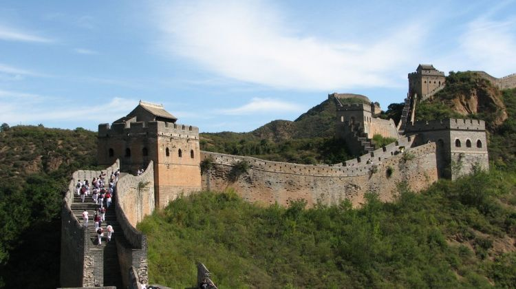 One Day Jinshanling Hiking Tour
