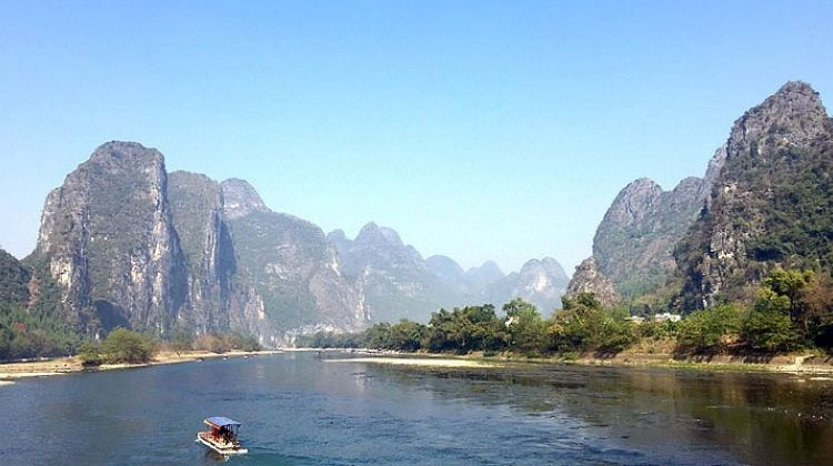 One Day Li River Cruise from Guilin