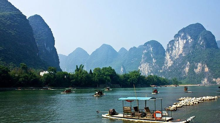 One Day Li River Cruise from Guilin with Group
