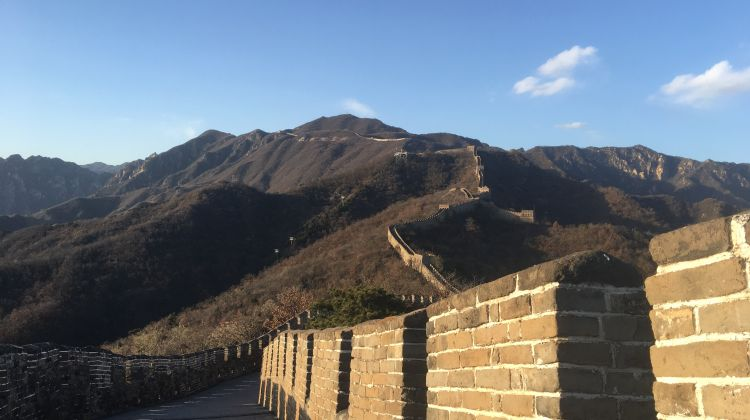 One Day Private China Great Wall Adventure