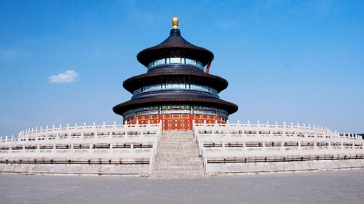 One day sightseeing in Beijing!
