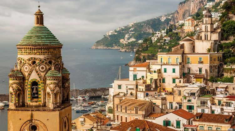One Day Tour of Positano and Amalfi Coast