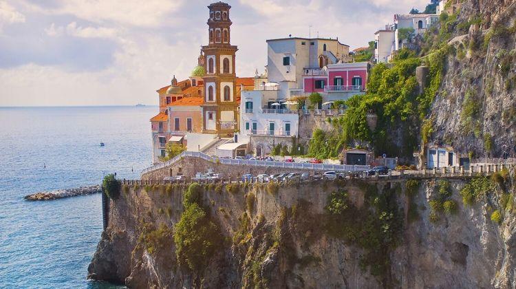 One Day Tour of Positano and Amalfi Coast