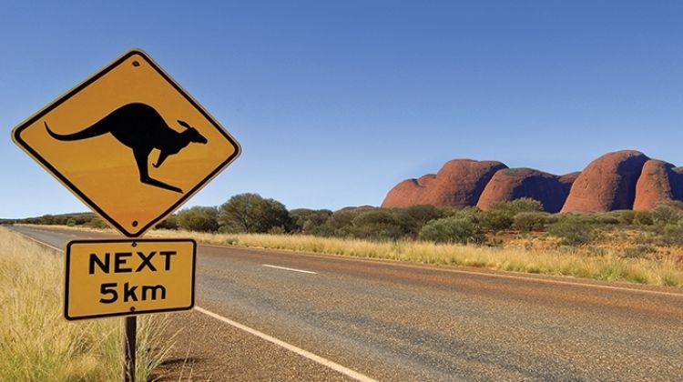 Outback to the Top End