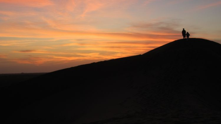 Over night Desert Safari from Abu Dhabi