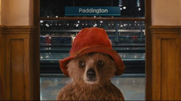 Paddington Bear™ Walking Tour of London