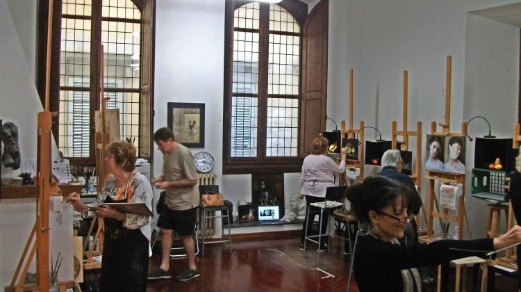 Paint & Sculpt like a Master in Florence