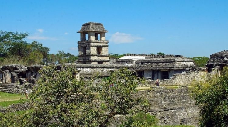 Palenque Ruins, Agua Azul & Misol-Ha Waterfalls (from/to San Cristobal)