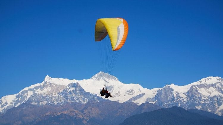 Paragliding & Zipflyer Combo