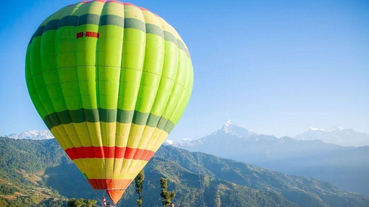 Paragliding, Bungee Jump, Zip Lining & Hot Air Ballooning