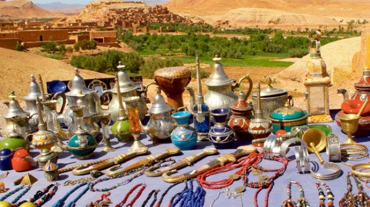 Paris to Marrakech