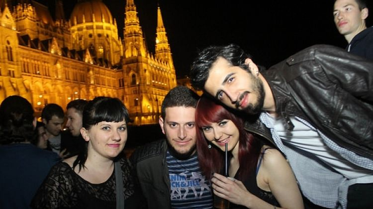 Party & Cruise in Budapest