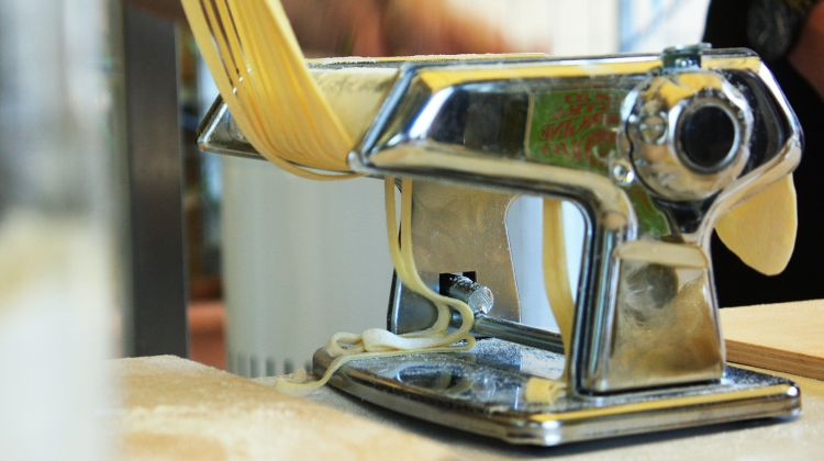 Pasta-Making Class: Cook, Dine & Drink Wine
