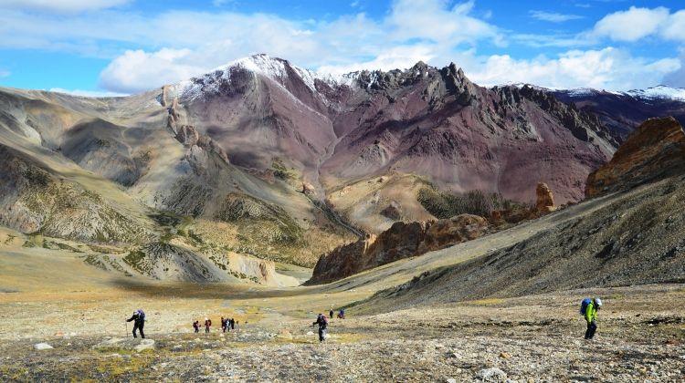 Peaks of Ladakh Trek