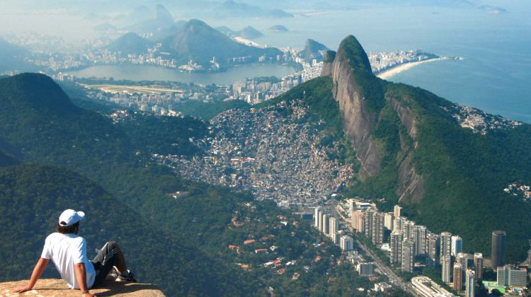 Pedra da Gavea Guided Private Hiking tour