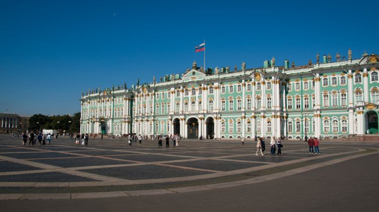 Petersburg Shore Excursion: 1-Day Tour (Thursday-Sunday)