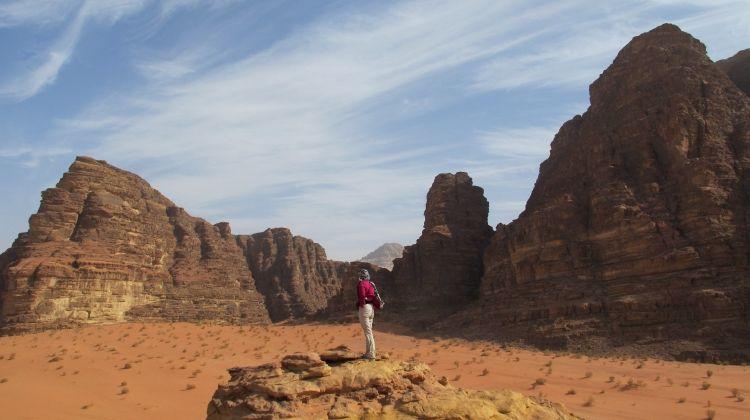 Petra & Wadi Rum Trek