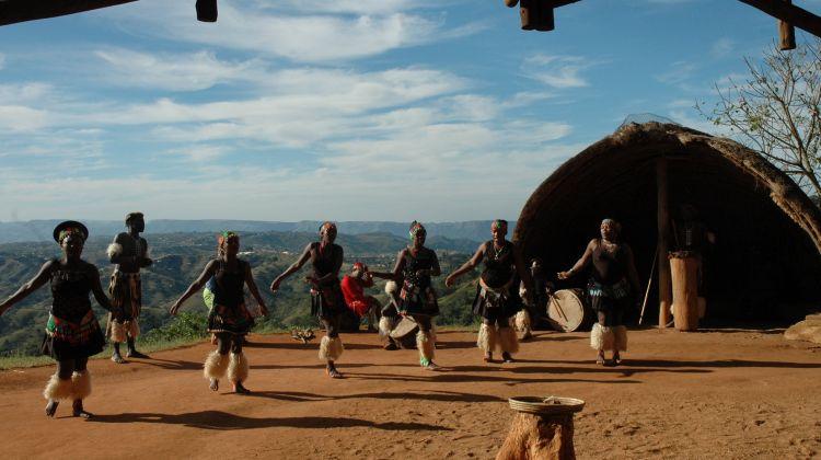Phezulu Cultural Village and Reptile Park Tour