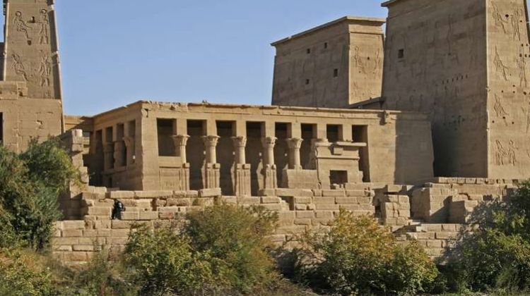 Philae Temple - Unfinished Obelisk and High Dam Day Tour