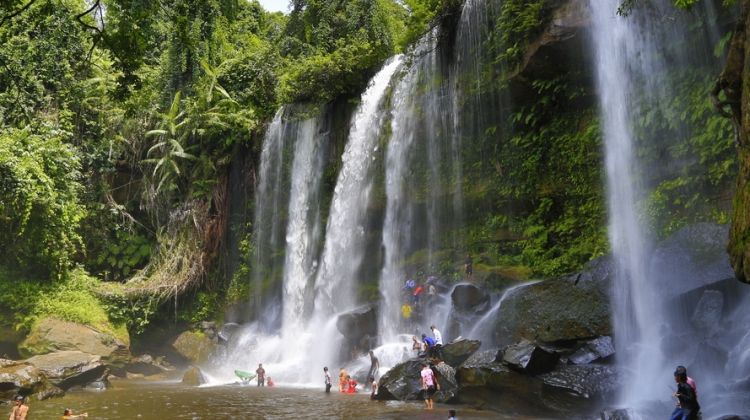 Phnom Kulen Mountain Day Tour - Joint Tour