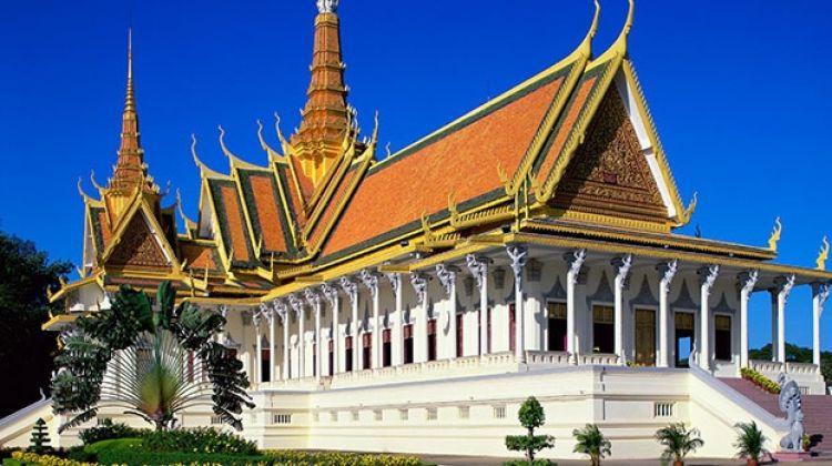 Phnom Penh Half Day City Tour