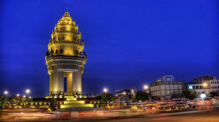 Phnompenh City Full Day Tour
