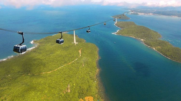 Phu Quoc Full-Day with Cable Car & 4 Islands