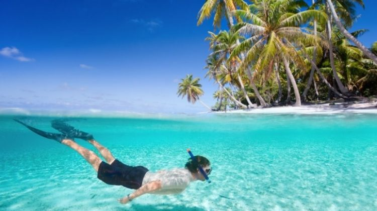 Phuket to Phi Phi Snorkeling trip