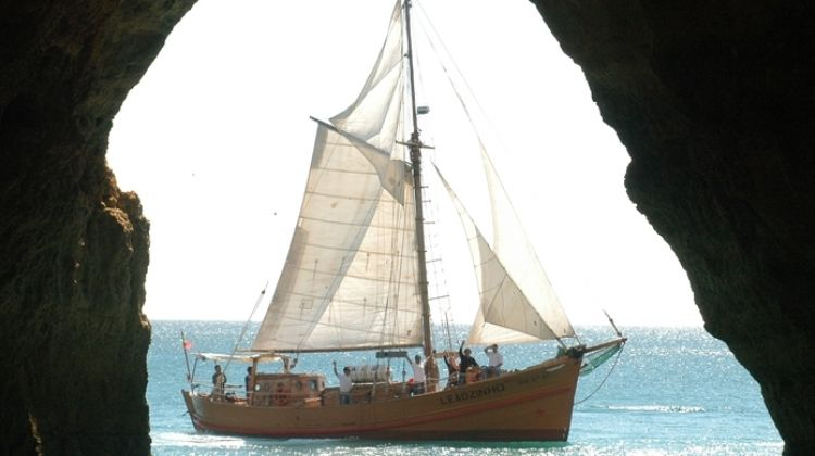 Pirate Ship Cruise Along the Algarve Coast