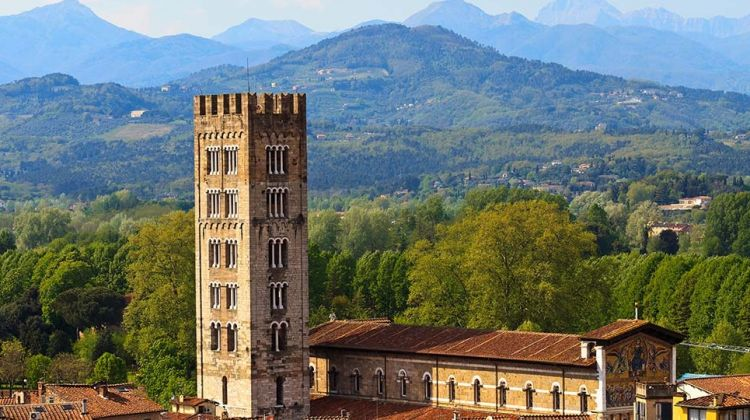 Pisa & Lucca Tour from Florence