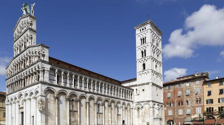 Pisa & Lucca Tour from Siena